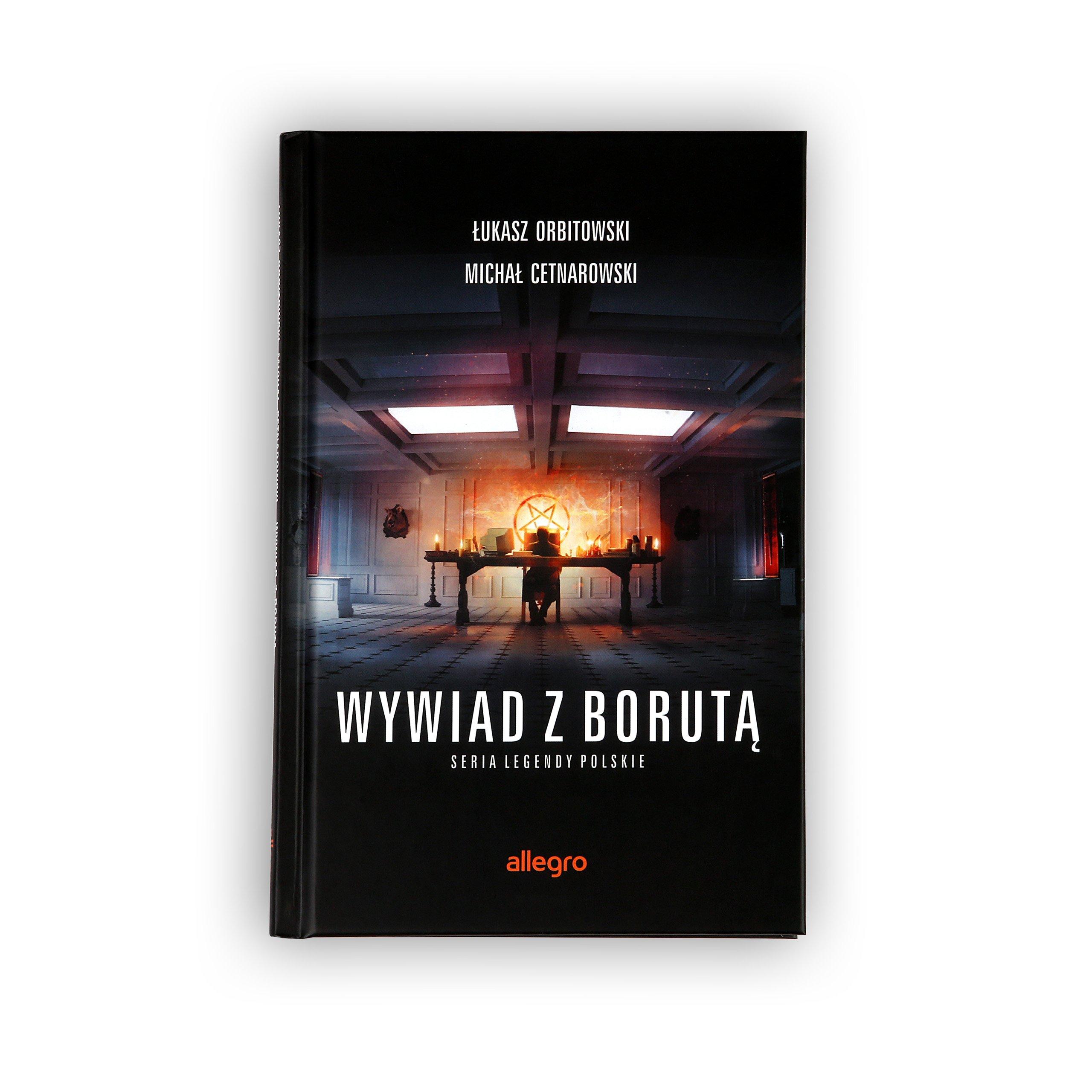 Wywiad Z Boruta Legendy Polskie 59 Zl Allegro Pl Raty 0 Darmowa Dostawa Ze Smart Poznan Stan Nowy Id Oferty 7357816703