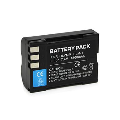 Batéria batérie OLYMPUS BLM-1 E-510 E-520 E-30