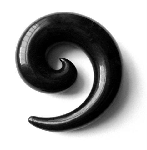 Item Rozpychacz spiral - 12mm - BLACK
