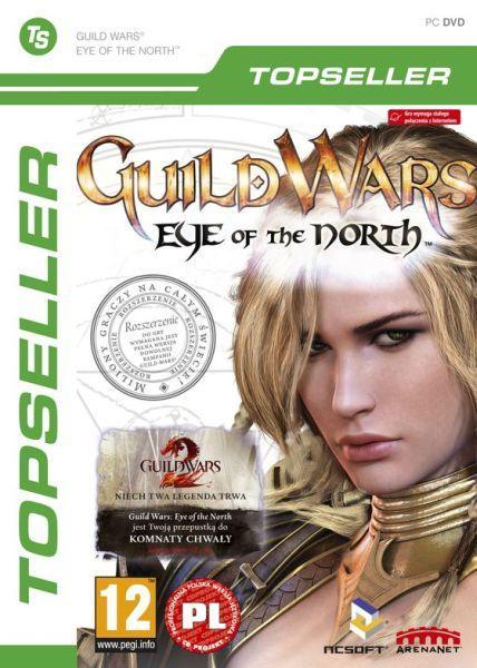 Купить Guild Wars Око Севера PC PL NOWA FOLIA на Otpravka - цены и фото - доставка из Польши и стран Европы в Украину.