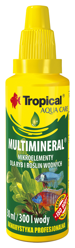 TROPICAL MULTIMINERAL 30ml WITAMINY MIKROELEMENTY
