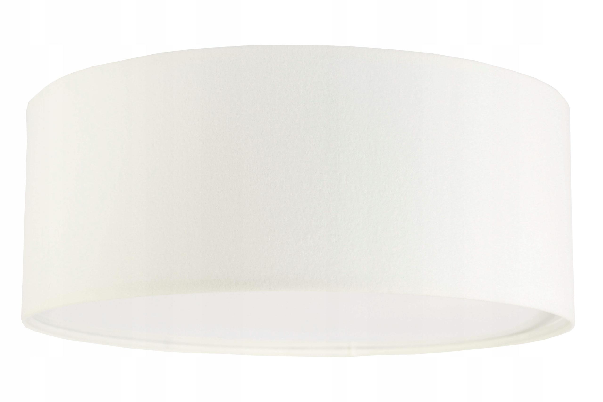 Plafond stropné svietidlo Vela bielych okrúhlych 40 cm
