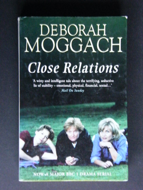 close relations moggach deborah