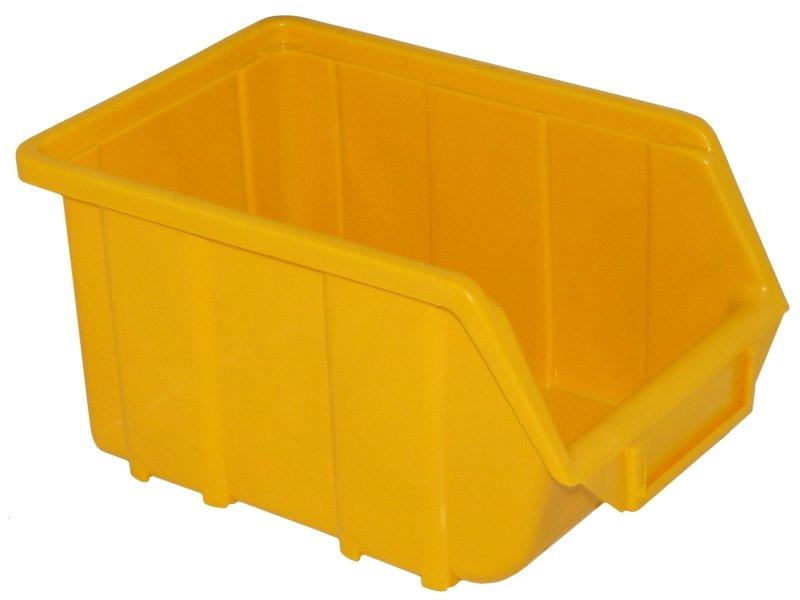 Sklad Kontajner Žltá - 165x110x75mm Cuvette
