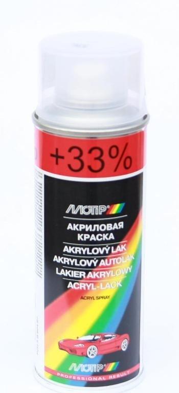 MOTIP Лак акриловый бесцветный блеск 200мл