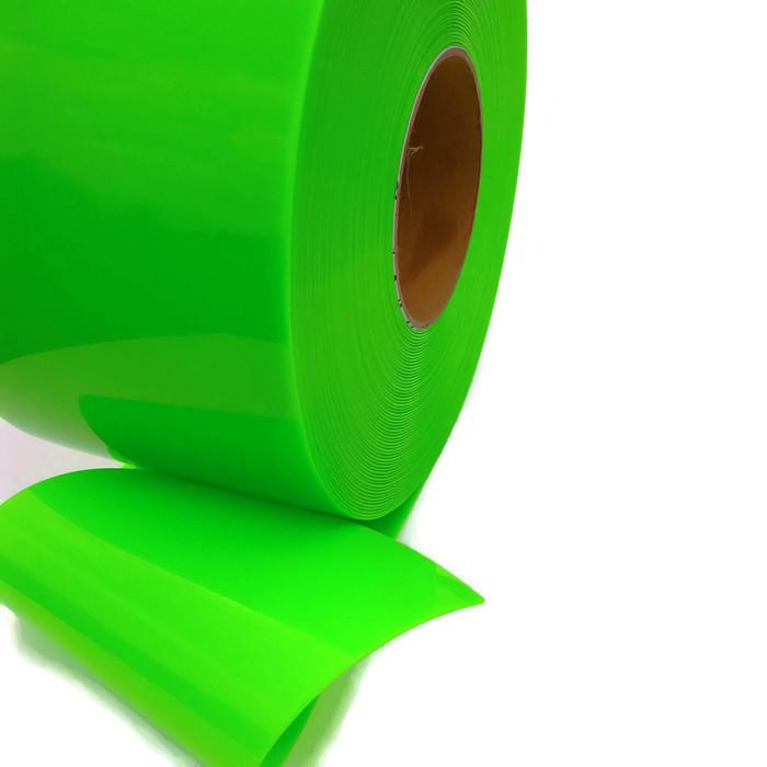 Zelená curtain PVC pásy Strip Film 2x200mm 24h