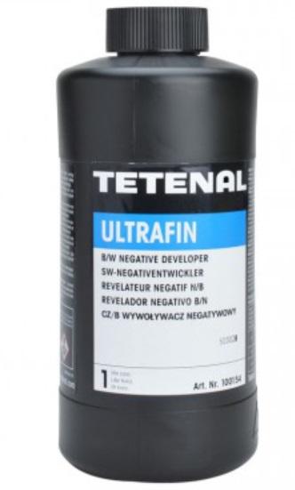 Tetenal Ultrafin Kvapalina 1 litrový vývojár B & W