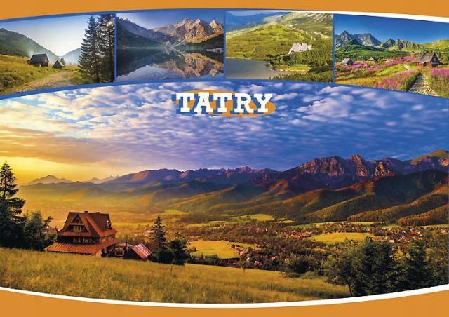 Купить Татры на Otpravka - цены и фото - доставка из Польши и стран Европы в Украину.