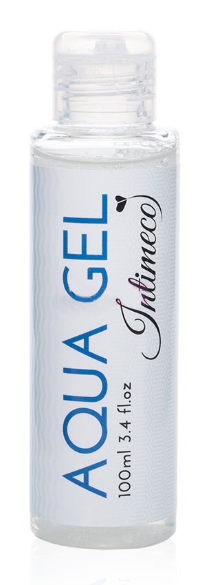 Item Aqua Gel 100 ml LUBRICANT GEL APPLY
