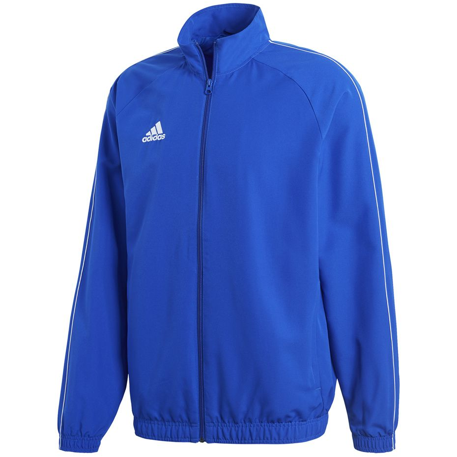 Mikina adidas Core 18 Prezentácia modrá L