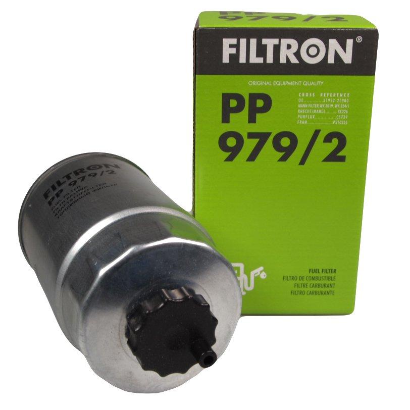 filtron фильтр топлива pp9792 kia hyundai crdi