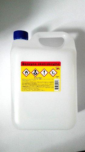 Benzyna ekstrakcyjna rozpuszczalnik 5L BEZ ZAPACHU