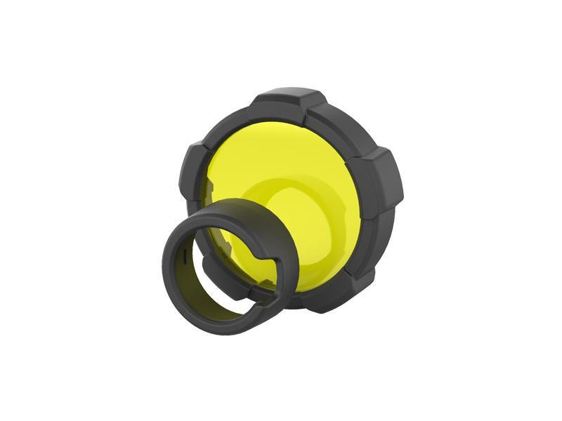 Žltý filter pre baterku Ledlenser MT18 85.5 mm