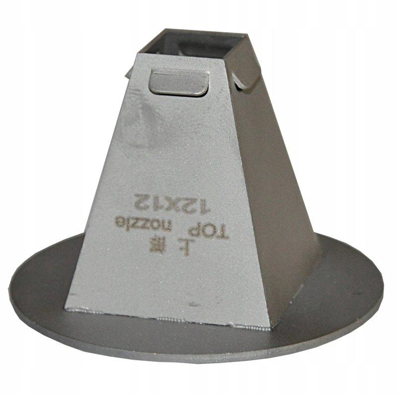12x12 mm BGA tryska pre vzduch pre ZhuaMao Scotle Techot