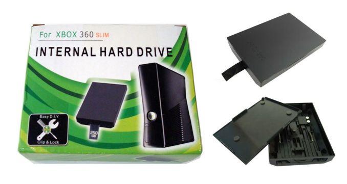 HDD 320GB Xbox 360 Slim Kinect Drive Drive