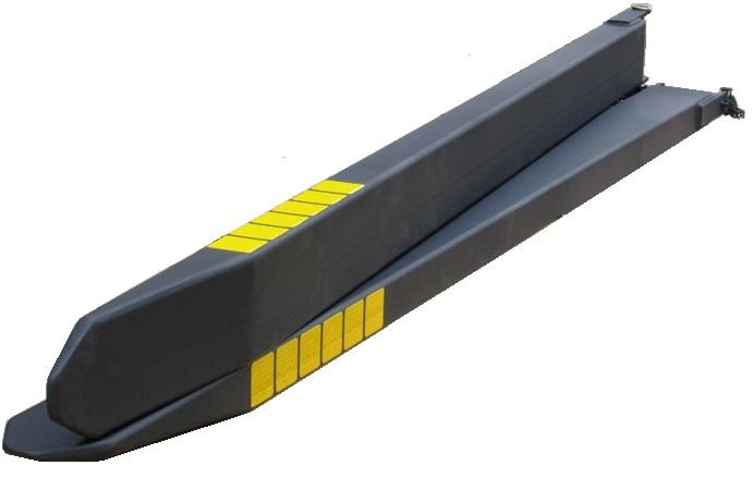 2400x160x80 Удлинительная вилка, удлинитель вилки