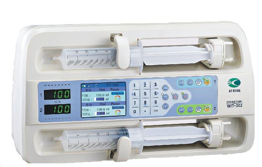Injekčná infúzna pumpa vtip-302