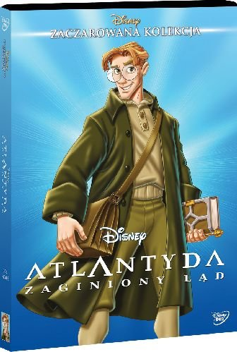 Item ATLANTIS the LOST COAST Tale the DISNEY DVD + Extras