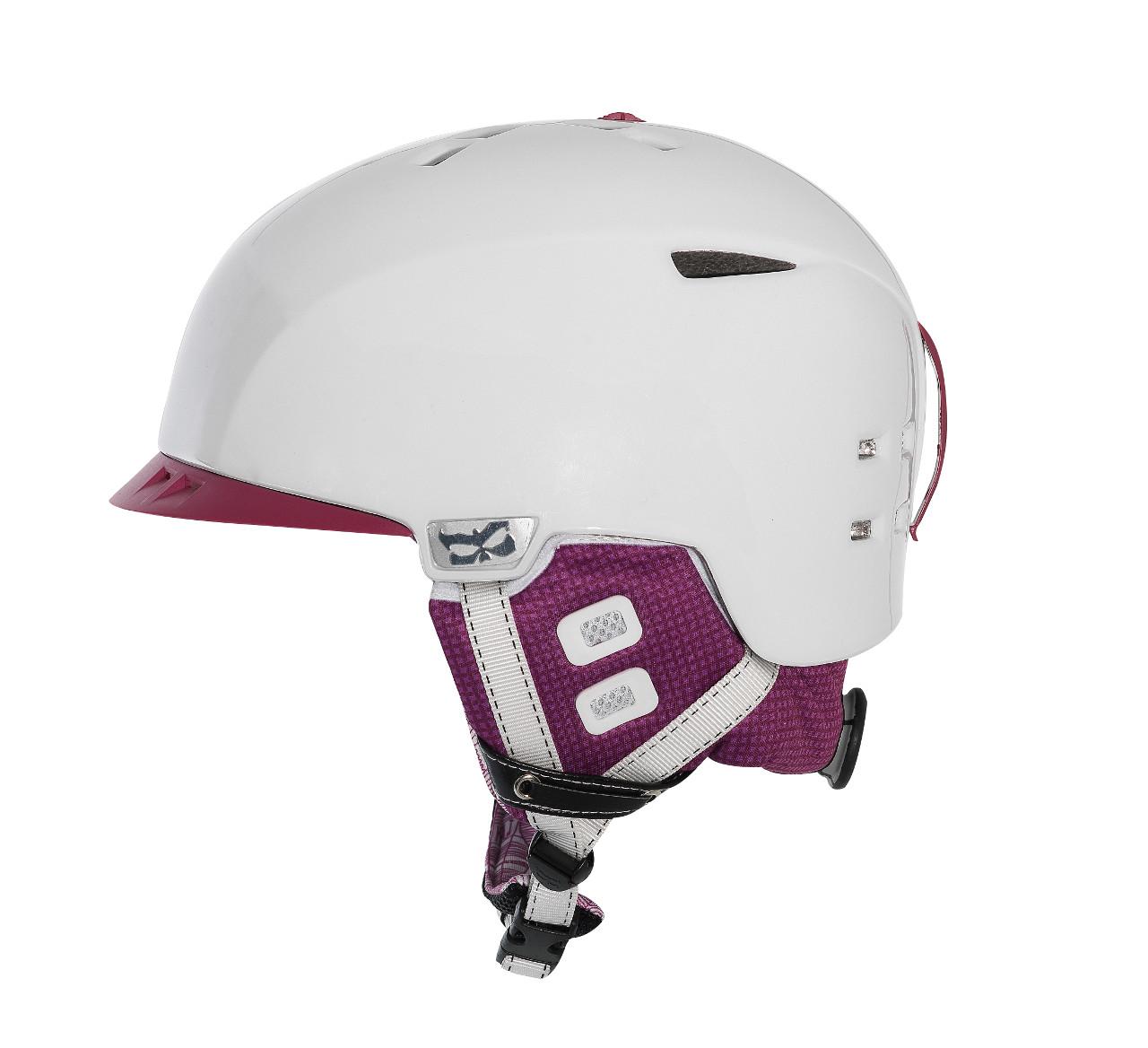 #КАЛИ шлем DEVA Feather pink S лыжи доска ПромO
