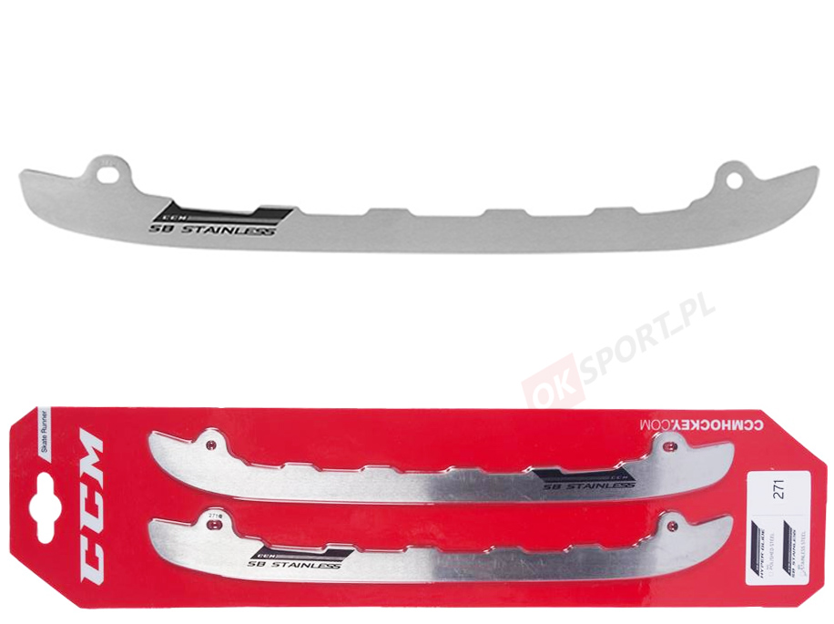 Купить Лезвия СКК SPEEDBLADE SB Stainless 295 мм  пара на Otpravka - цены и фото - доставка из Польши и стран Европы в Украину.