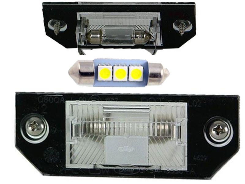подсветка массива контрольная led ford focus c-max