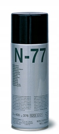 Графит в аэрозоле N-77 (400 мл)