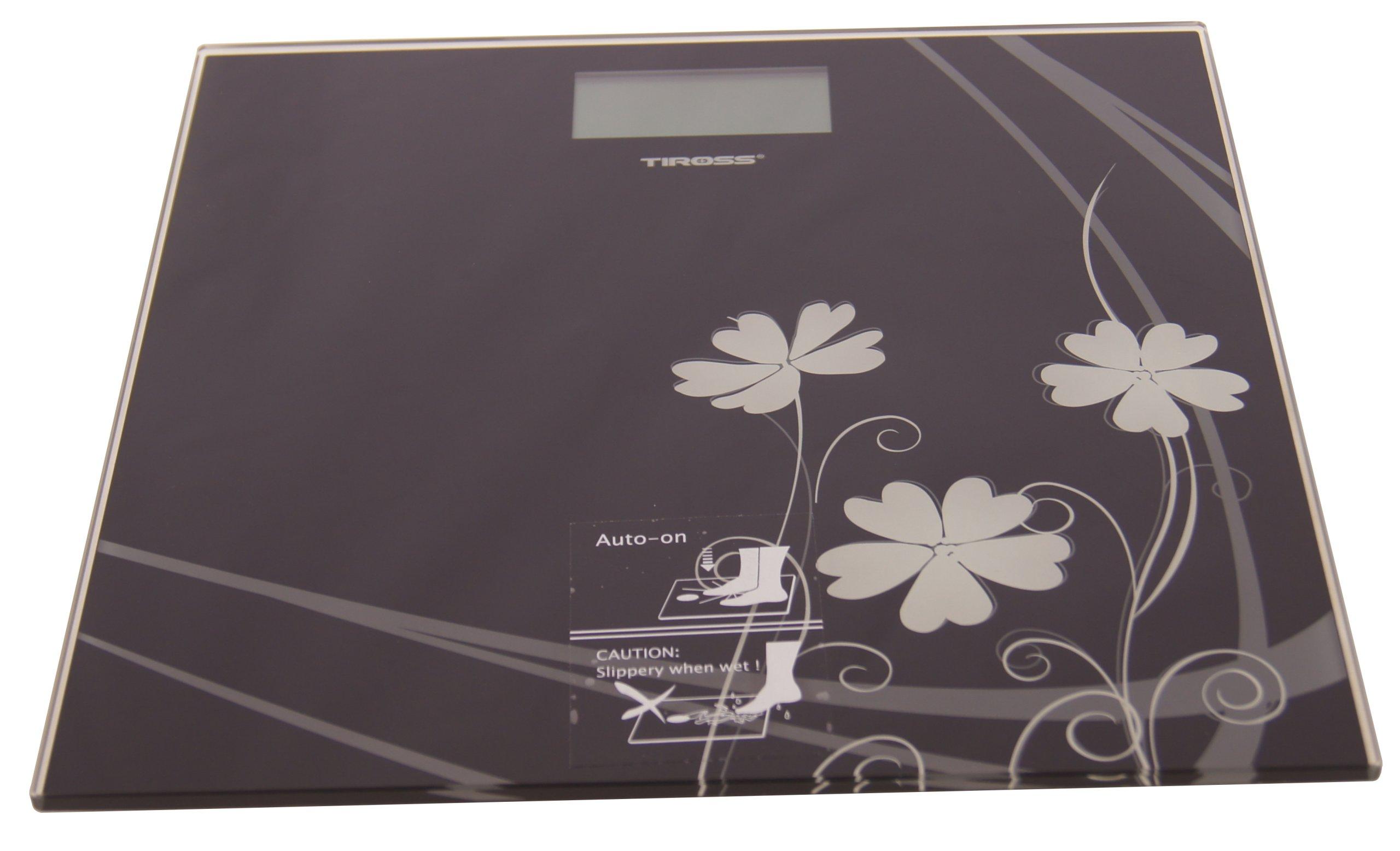 Kúpeľňa Elektronické sklo TS 815