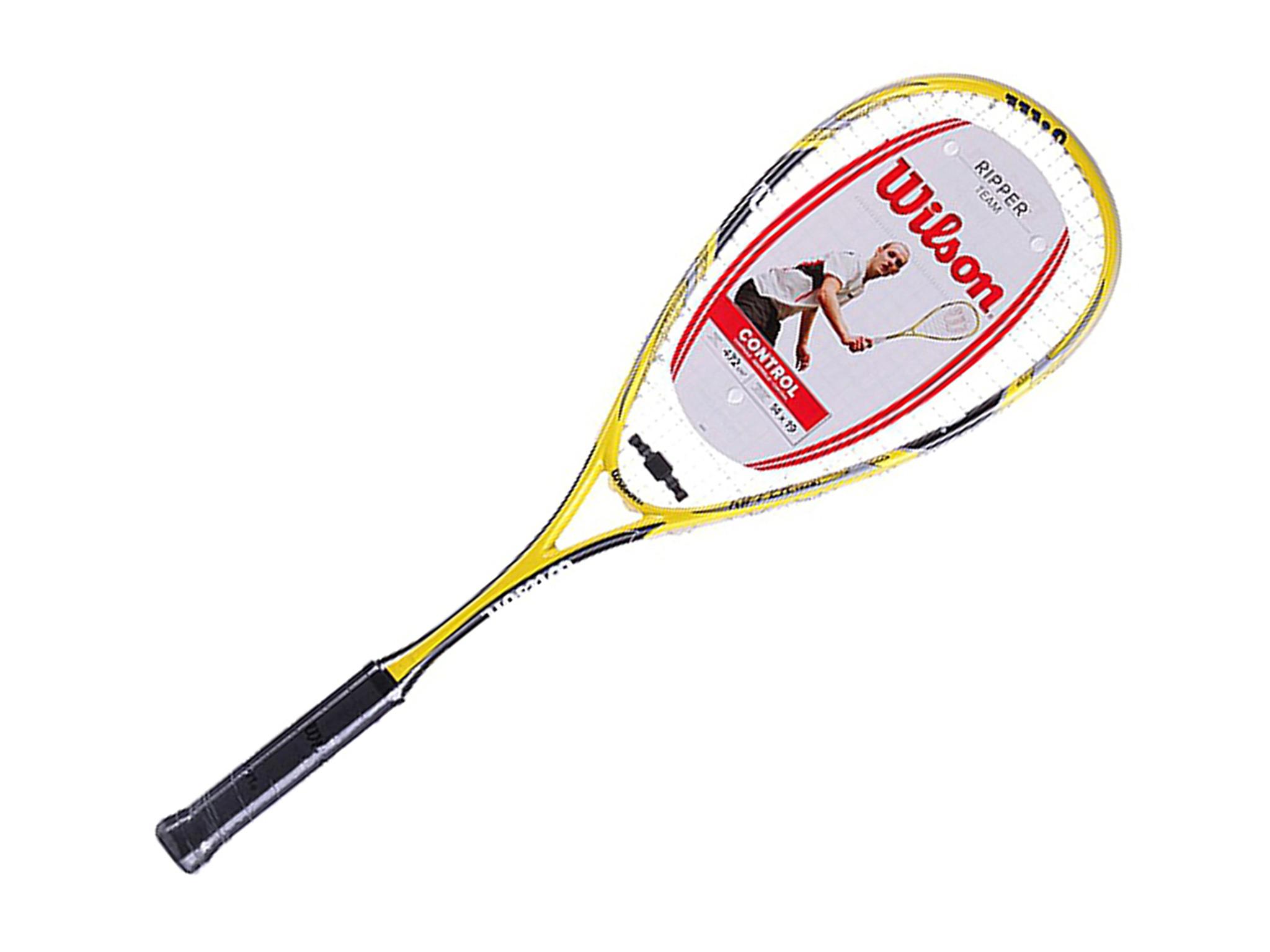WILSON Ripper Team WRT je Raketa na squash + PRÍPADE