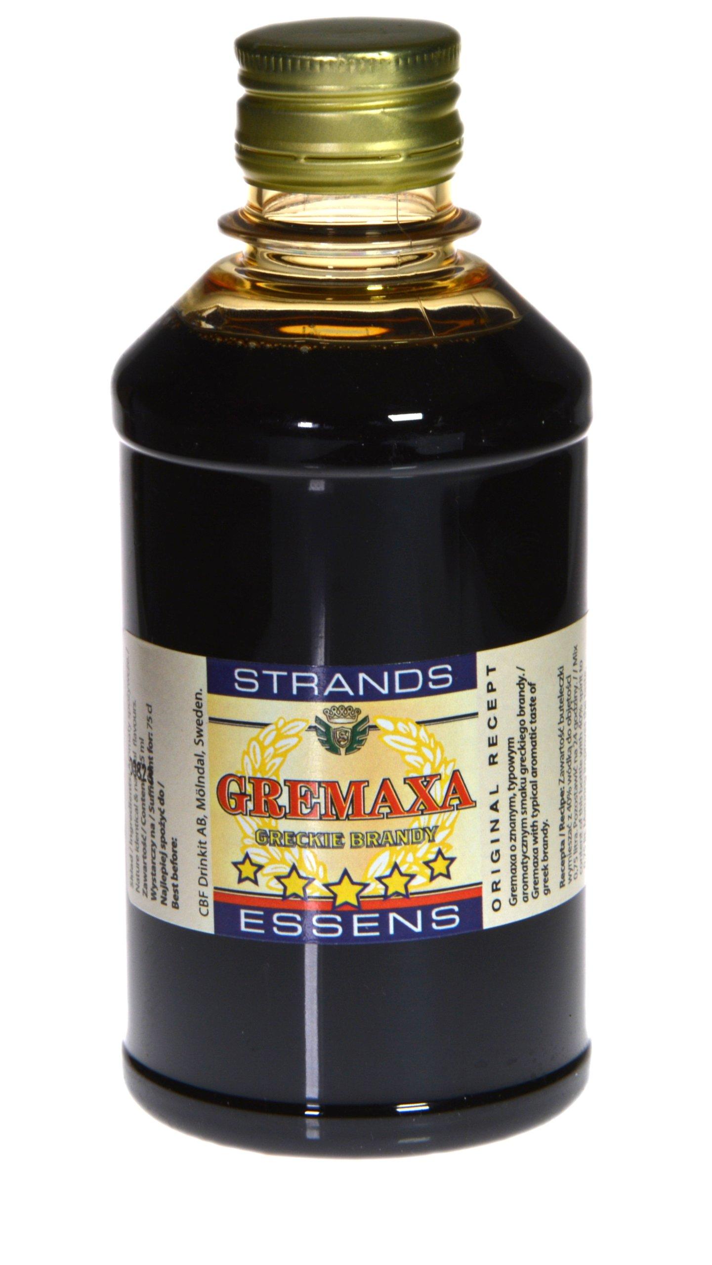 Esencja smakowa do alkoholu - GREMAXA 250 ml