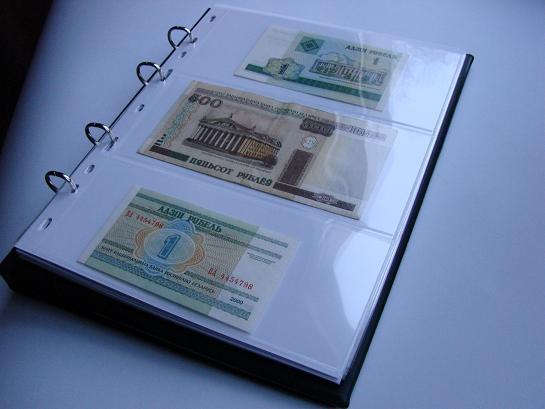 Купить Альбом Klaser na Banknotes + Pages - Schulz-MM LUX на Otpravka - цены и фото - доставка из Польши и стран Европы в Украину.