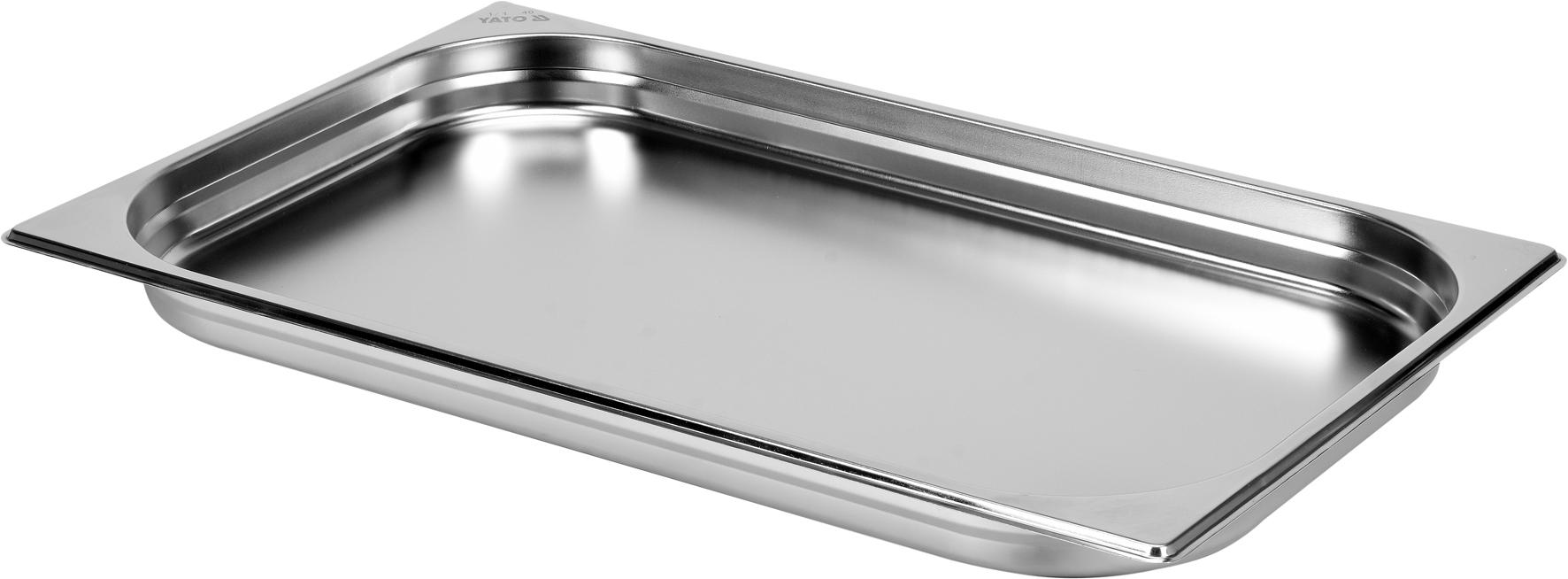 Kontajner na stravovanie YATO GN 1/1 40 mm 6L