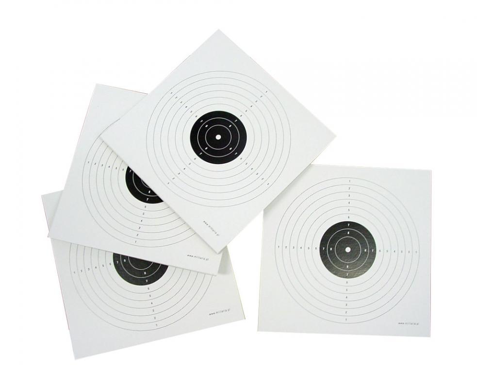 Tarcze strzeleckie sportowe  50 szt