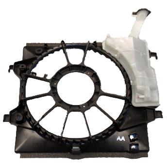 крышка вентилятора радиатора kia picanto 2011-2017