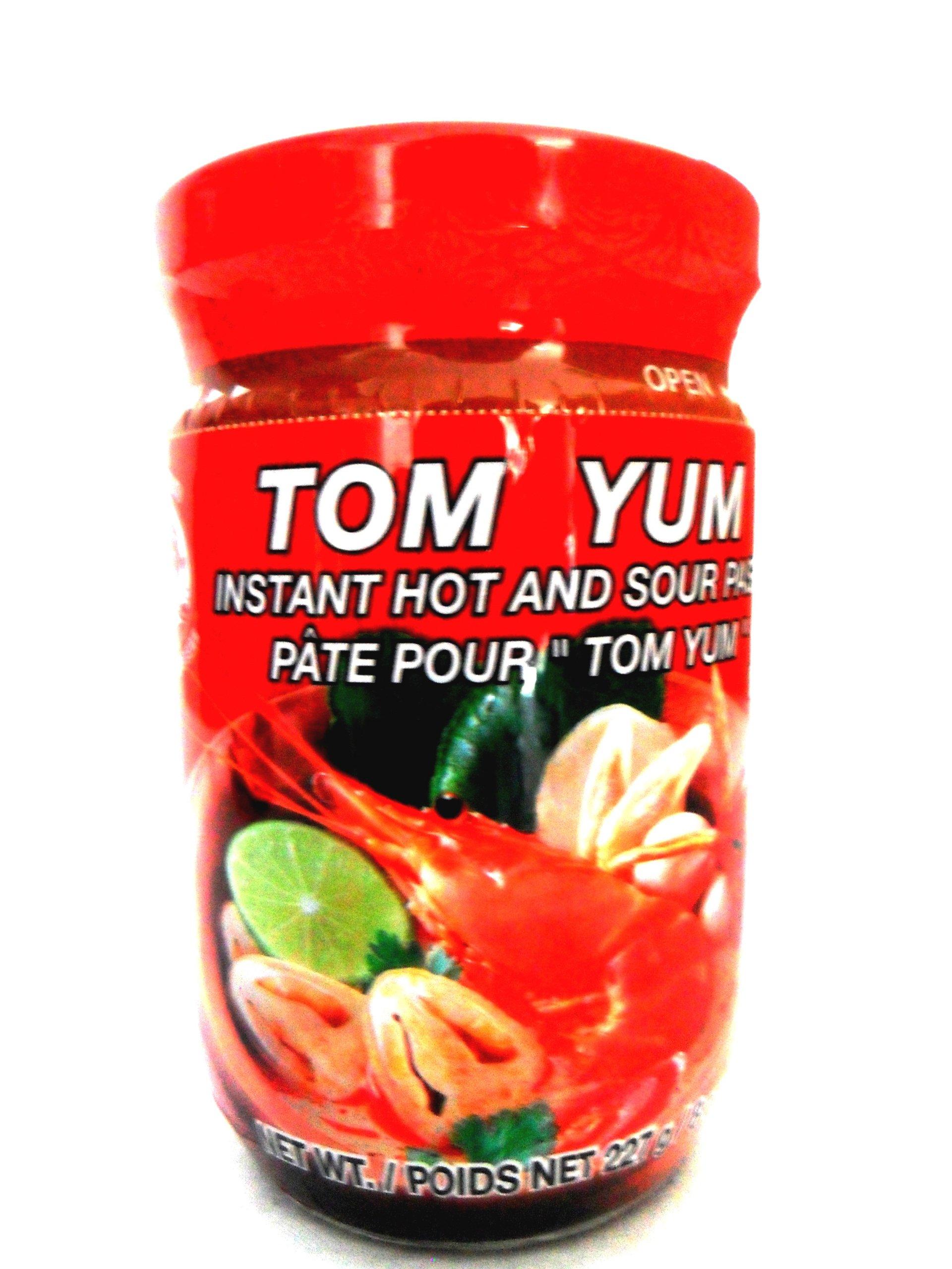 Купить Паста Том Ям для супа krewetkowej 227г на Otpravka - цены и фото - доставка из Польши и стран Европы в Украину.