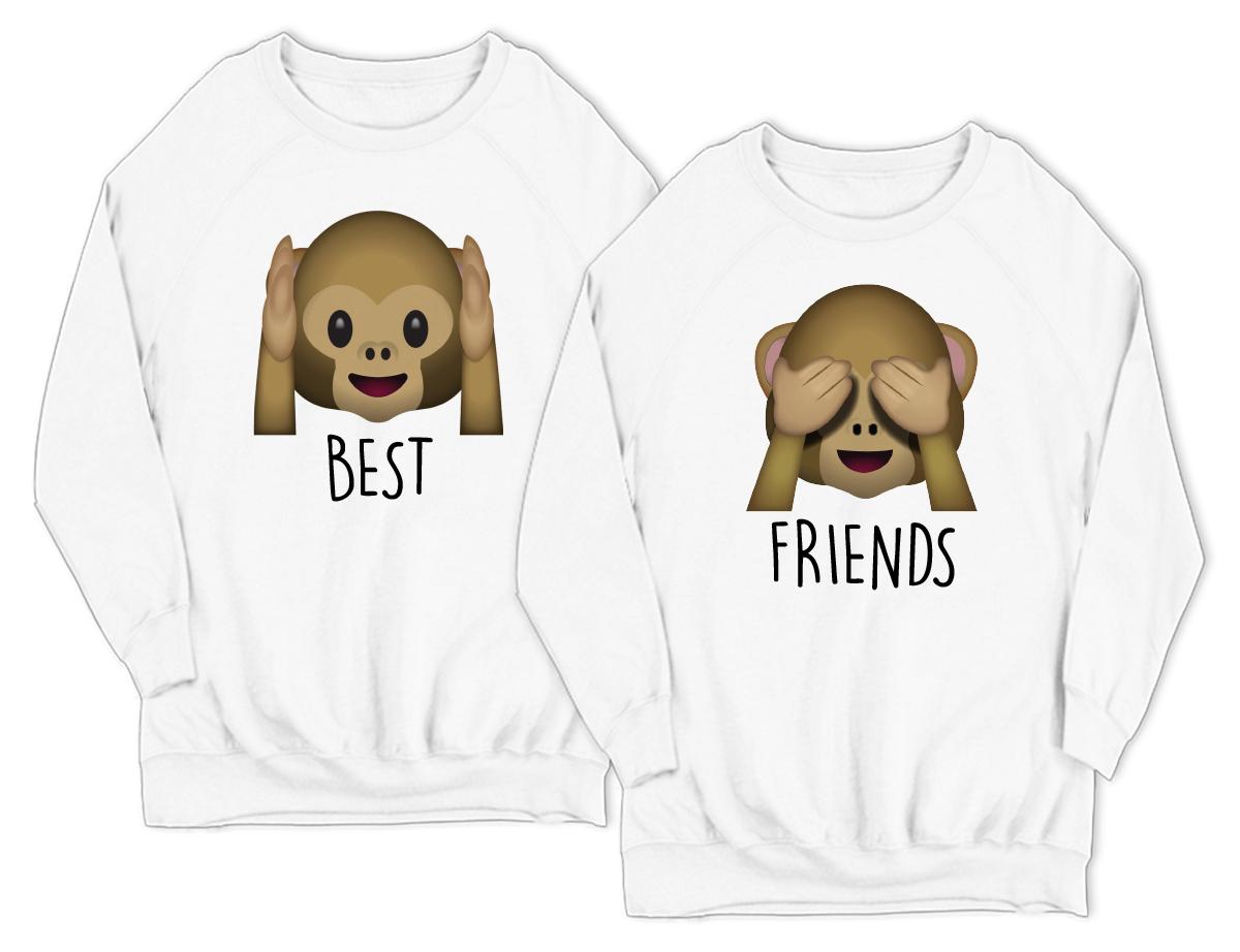 Bluzy Dla Przyjaciolek Best Friends Forever Bff 9272012114 Allegro Pl