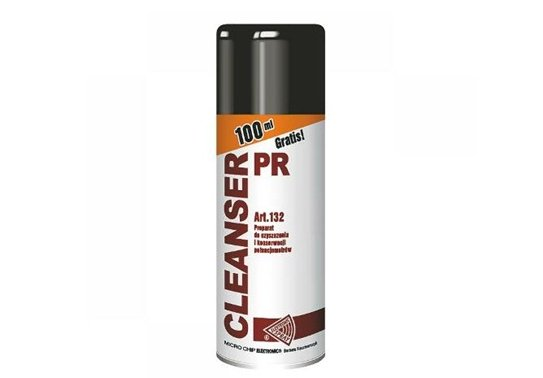 MICROCHIP Cleanser PR 400ml ART.132 potencjometry