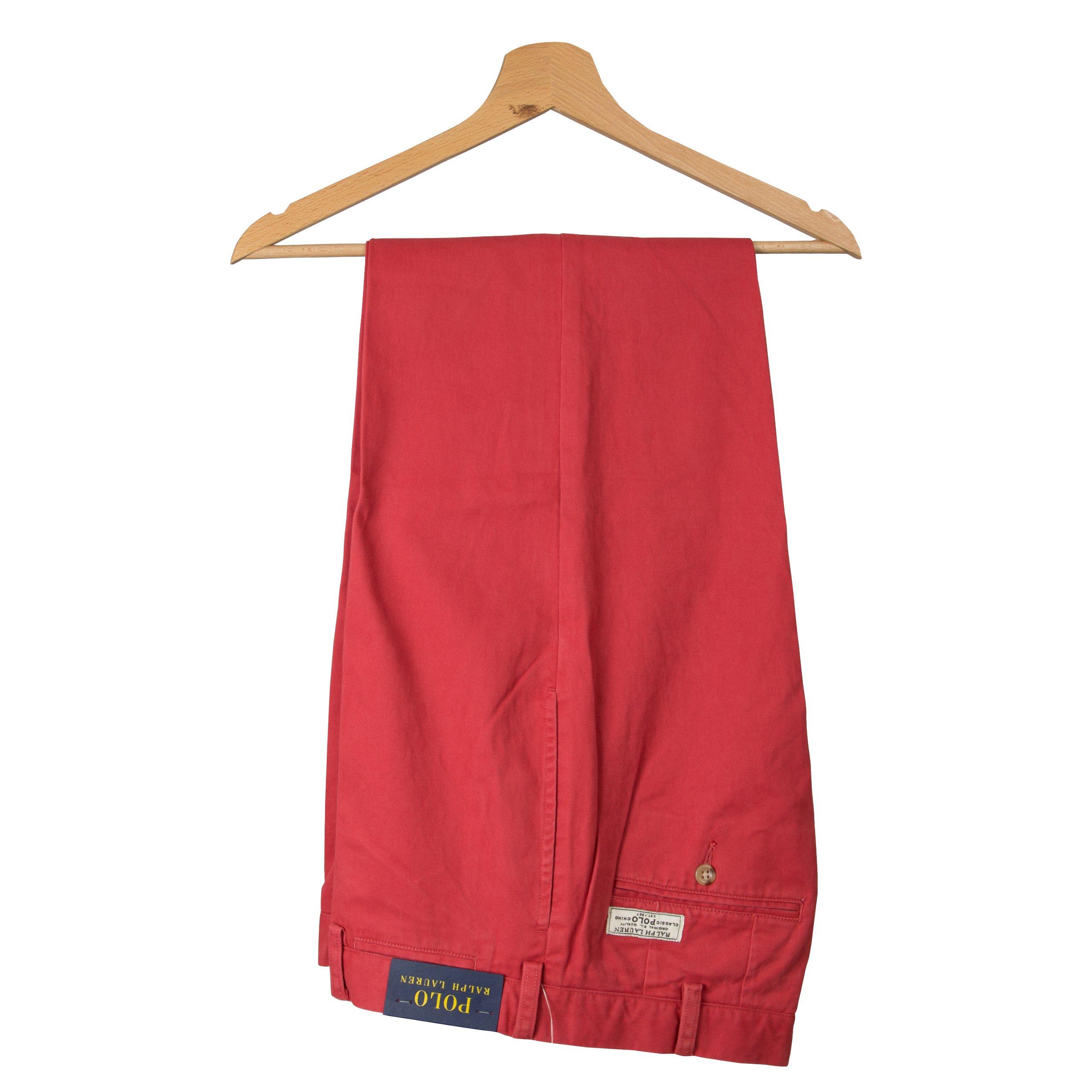 14a5299a4 POLO RALPH LAUREN spodnie męskie CHINOS 34/32 6806708446 - Allegro.pl