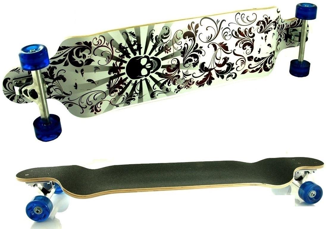 Skateboard 9 Vrstvy LINGOAD LAPE ABEC7 821A