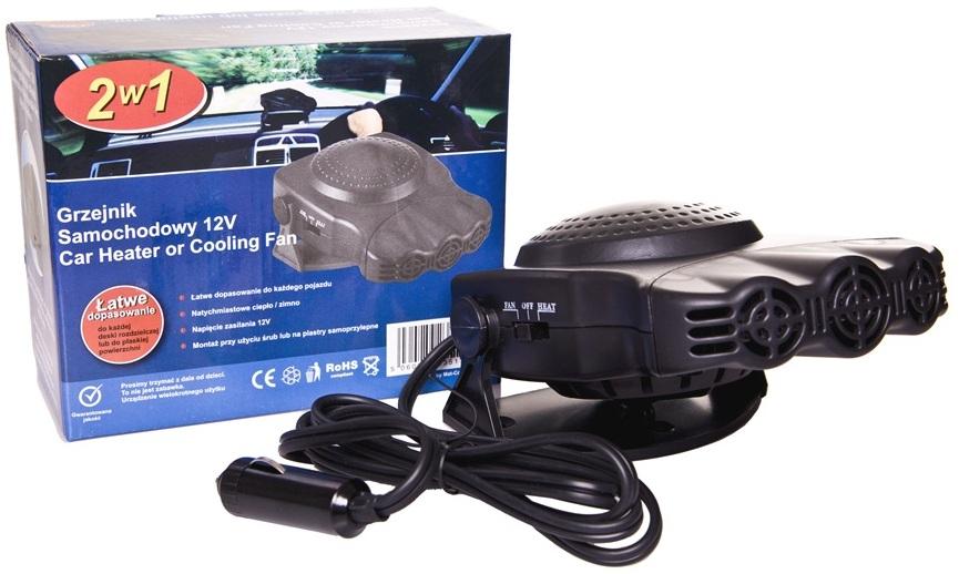 обогреватель автомобильный вентилятор нагреватель 12v 160w