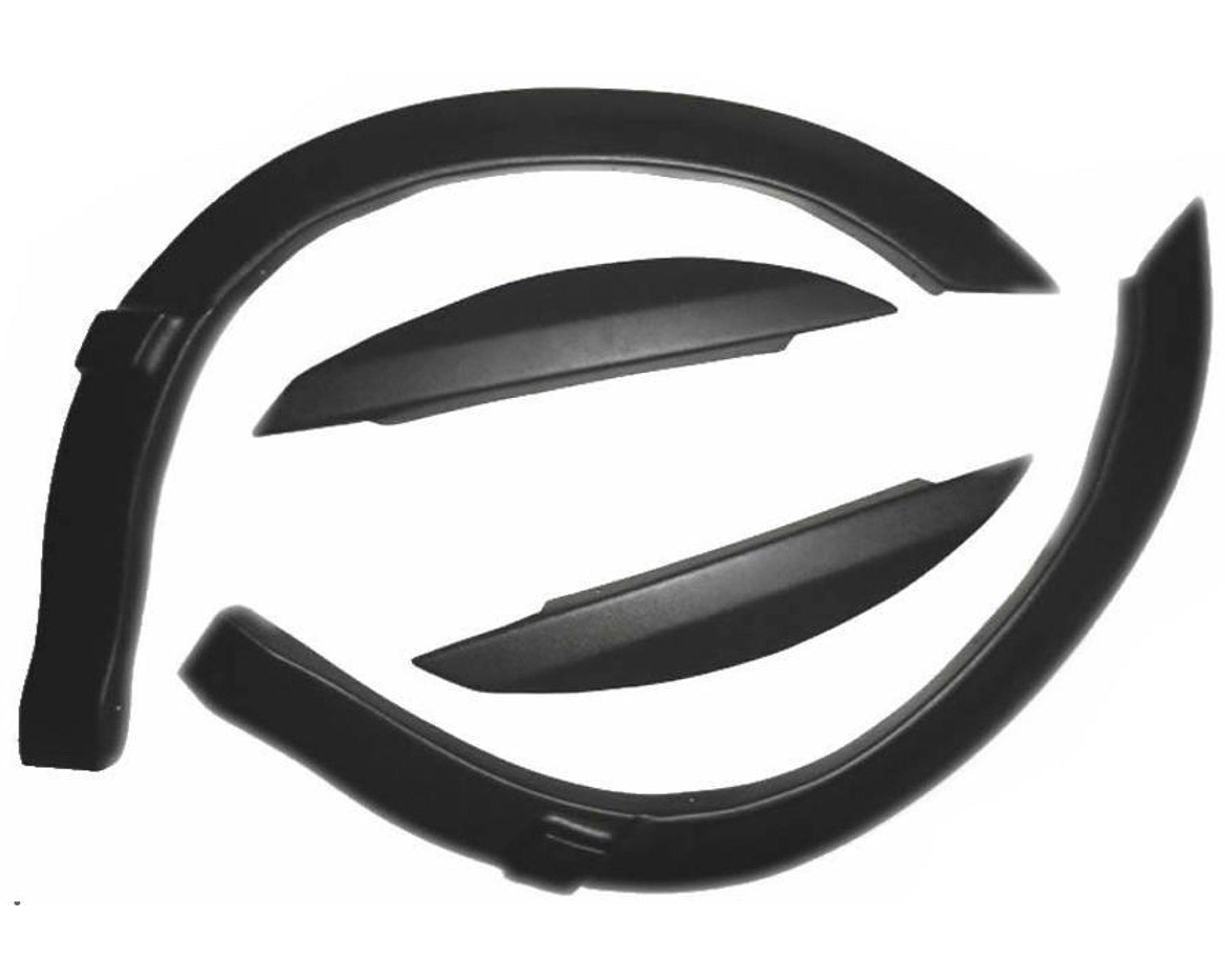накладки защитные на крыло opel astra ii g