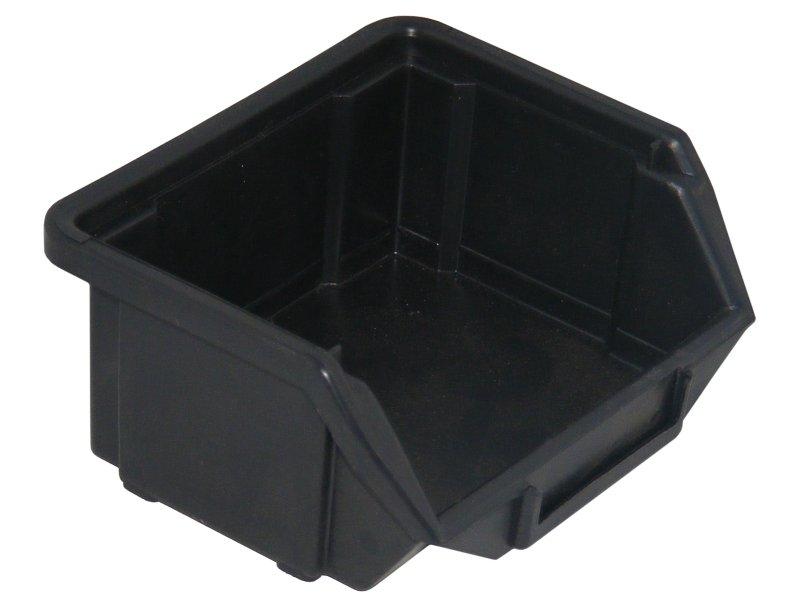 Black Storage Container - 110x90x50mm