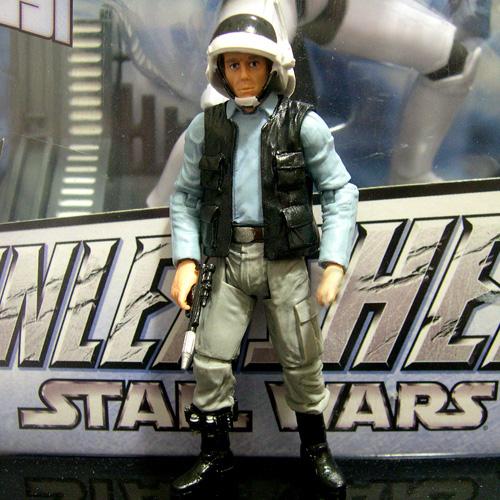 OBRÁZOK hviezdne vojny Zachytenie Tantive IV Rebel Trooper