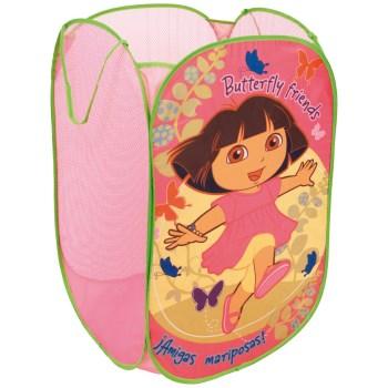 Košík pre hračkársky kontajner DORA s Dora