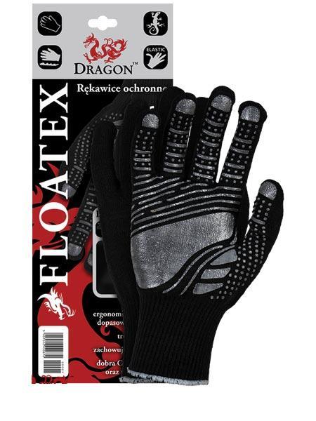 Rękawice robocze ochronne DRAGON FLOATEX r.10 1p