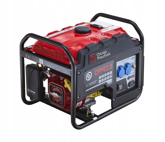 Výkonový generátor 2,3 KVA AVR ChiacAgopneumatický