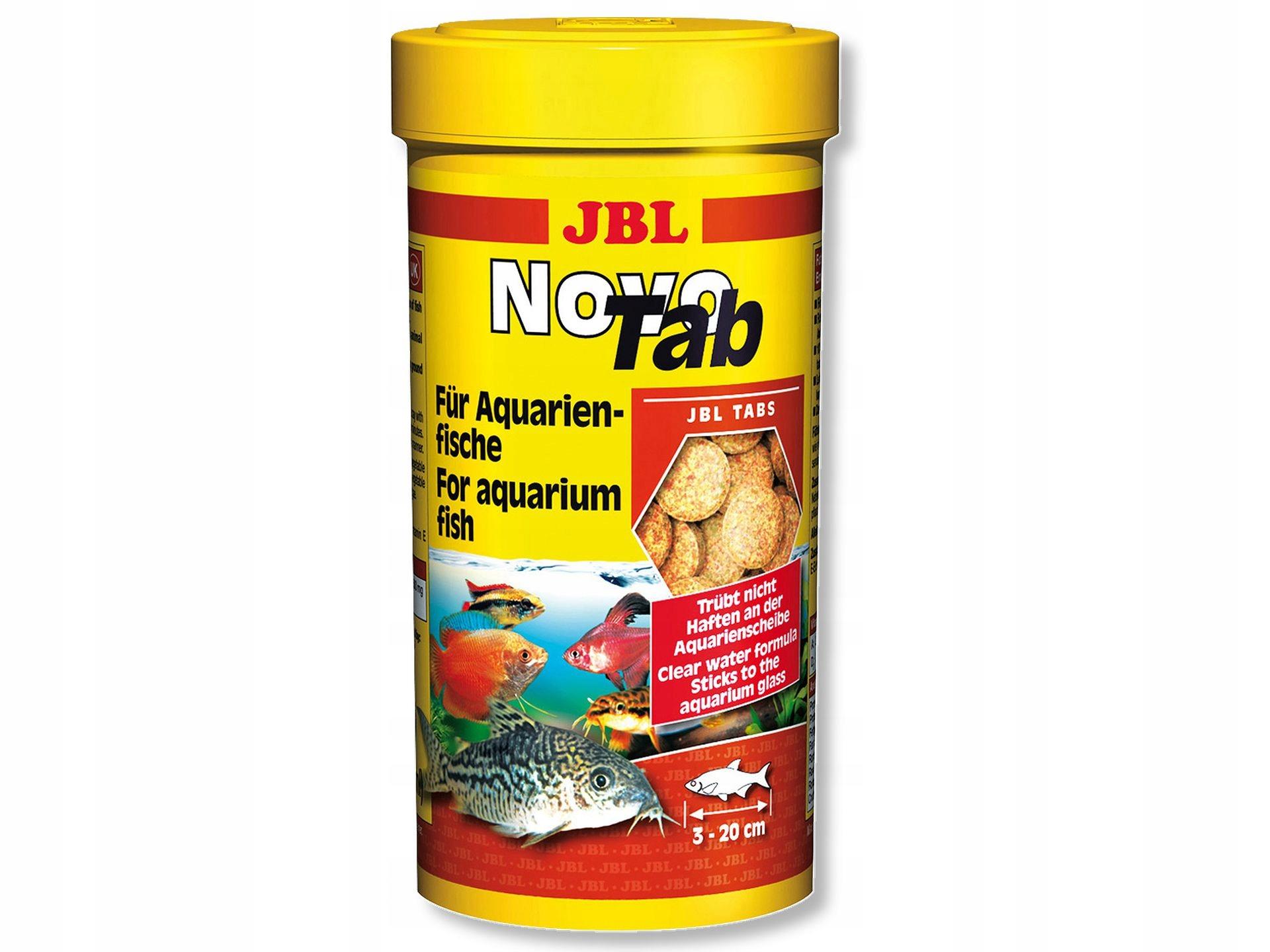 JBL Novotab 1L potravín tablety pre všetkých