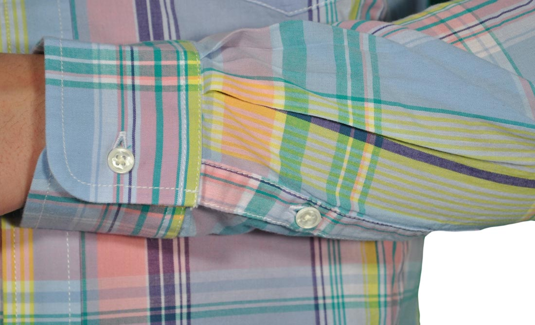 WRANGLER koszula męska slim LS 1PKT BUTTON L 40 8353351215  apT5o