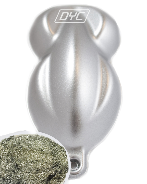 Перламутровый пигмент PlastiDip Sterling Silver