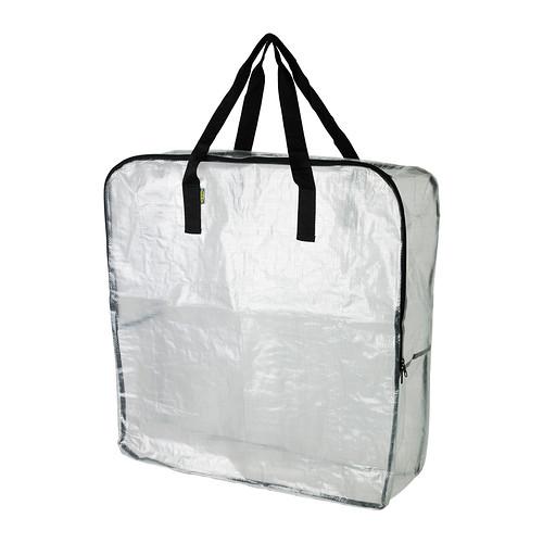 IKEA DIMPA duża torba do przechowywania ubrań