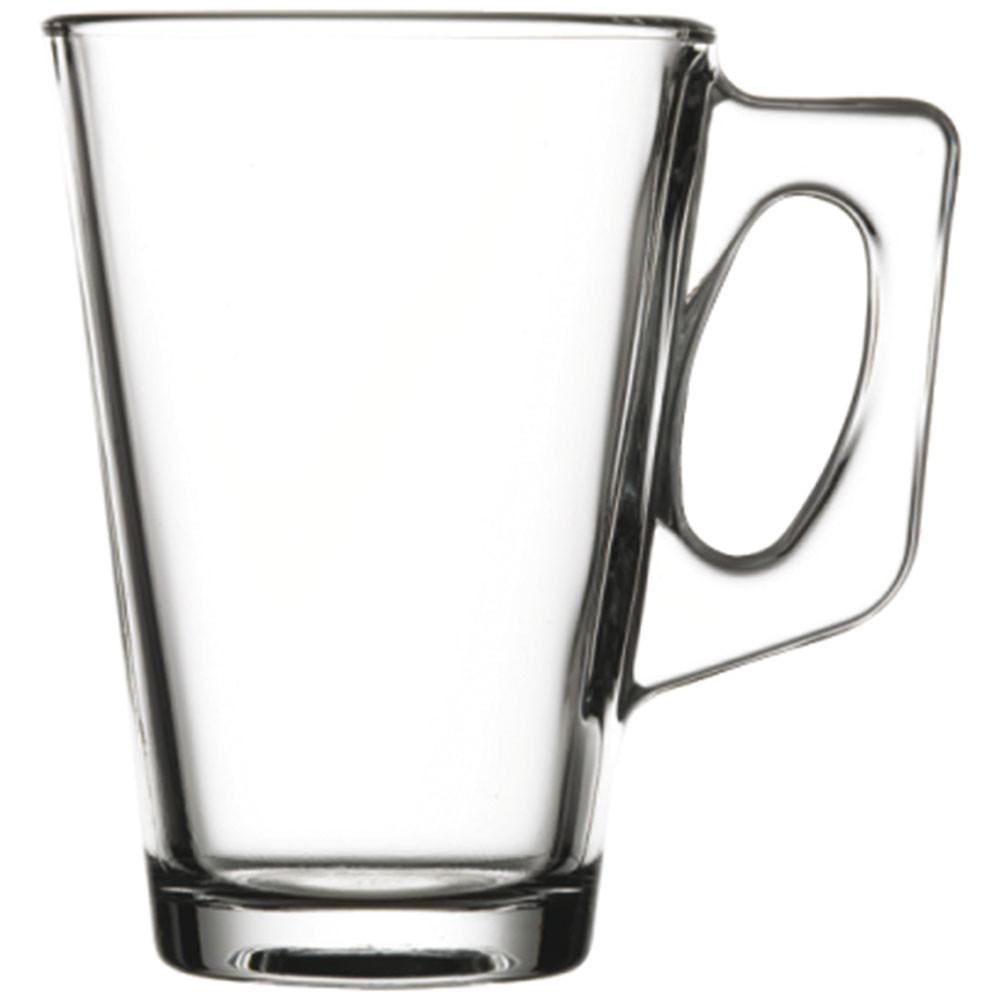 Kávové okuliare Latte Dolce Gusto 6ks 240ml Hit